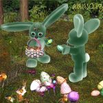Easter bunnies gallery