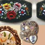 Brooches Frame